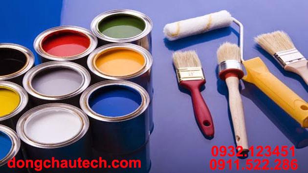 Các phương pháp sơn