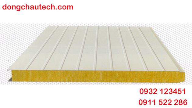 Tấm panel rockwool