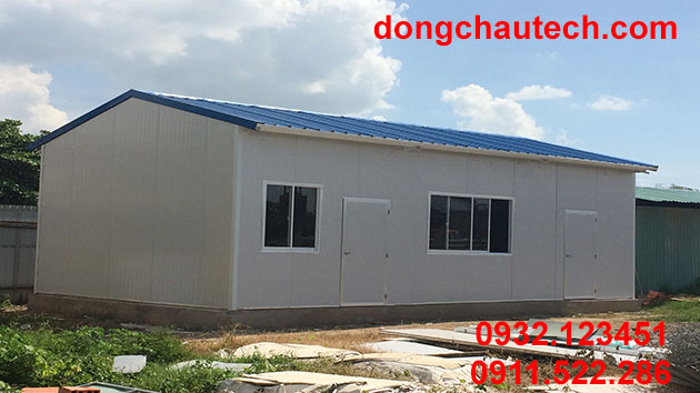 Văn phòng công trình xây dựng