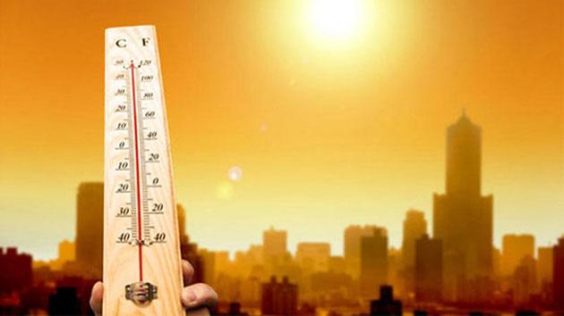 Thời tiết nóng