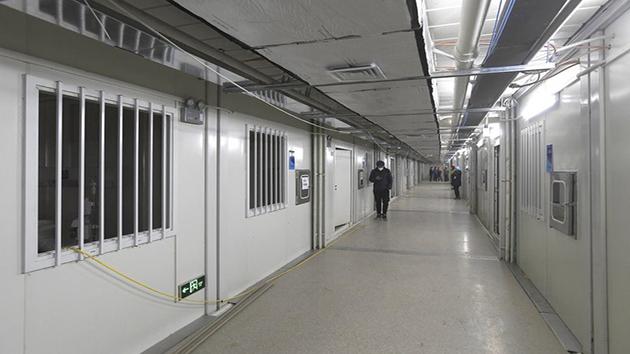Bệnh viện dã chiến phòng chống dịch bệnh Corona (nCoV) sử dụng công nghệ thi công lắp ghép